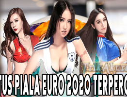 Memilih Agen Judi Bola Piala Euro 2020