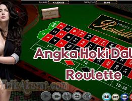 Angka Hoki Saat Pasang Roulette Online