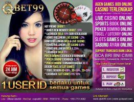 QBet99 Agen Judi Online Terlengkap All Games