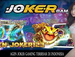 Agen Joker Slot Games Online QBet99
