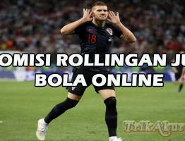 Bonus Komisi Rollingan Bola Online Agen Asli4D