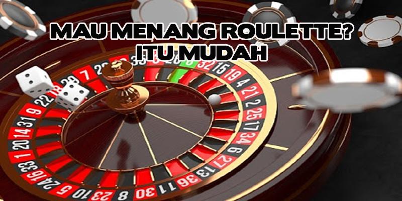 Trik Menang Roulette Online di Agen Bola57