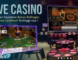 WarungVIP Agen Live Casino Bonus Tertinggi