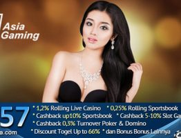Bola57 Live Casino Online Vendor Asia Gaming