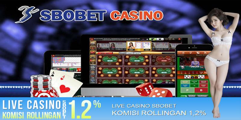 Bola57 Live Casino Sbobet Bonus Tertinggi