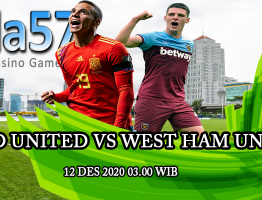 Prediksi Bola Leeds United vs West Ham United 12 Desember 2020