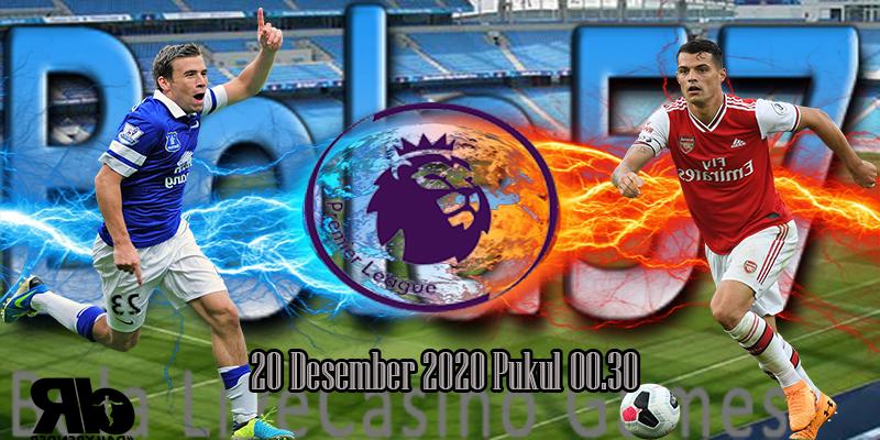 Prediksi Liga Inggris Everton vs Arsenal 20 Desember 2020