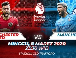 Prediksi Man United vs Man City 13 Desember 2020