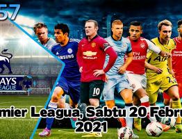 Prediksi Semua Liga Inggris Sabtu 20 Februari 2021