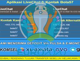 Livechat Bola57 Agen Judi Piala Euro