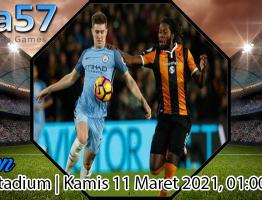 Prediksi Man City vs Southampton 11 Maret 2021