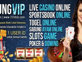 Situs Slot Games Online Indonesia Agen WarungVIP