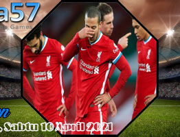 Prediksi Liverpool vs Aston Villa 10 April 2021