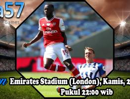 Prediksi Arsenal vs Brighton 23 Mei 2021
