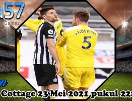 Prediksi Fulham vs Newcastle United 23 Mei 2021
