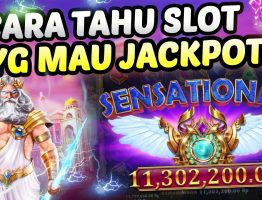 Trik Menang JP Slot Pragmatic Play Bola57
