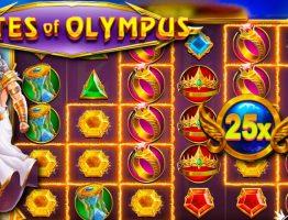 Trik Menang Slot Gates of Olympus Pragmatic Play