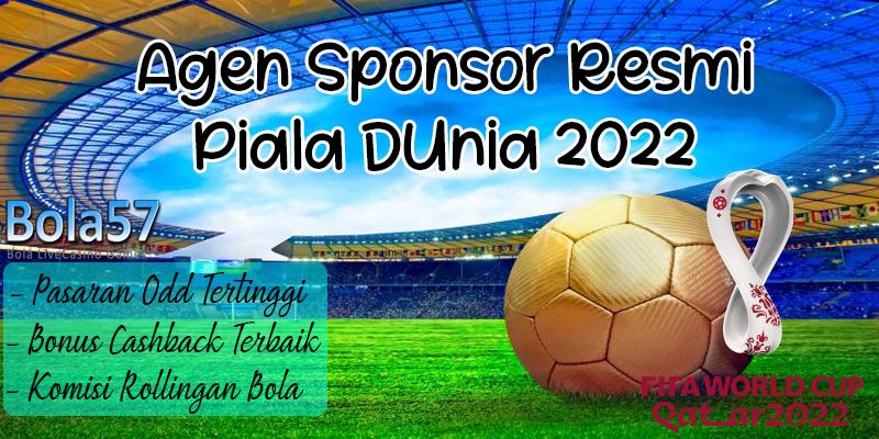 Situs Judi Bola Piala Dunia 2022 Agen Bola57