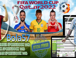 Agen Sbobet Piala Dunia 2022 Terpercaya Bola57