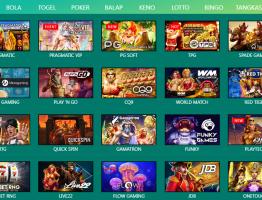 Agen Slot Online Terlengkap ituVIP