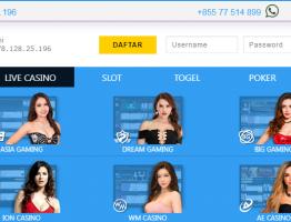 Bonus Rollingan Live Casino All Vendor Bola57