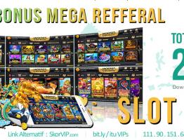 Bonus Rollingan Tertinggi Agen Slot Online ituVIP