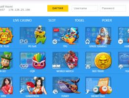Bonus Slot Online Tertinggi Agen Bola57