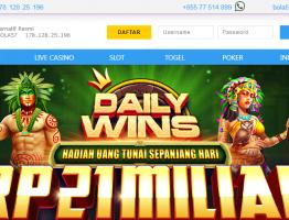 Login Bandar Slot Online Pragmatic Play Bola57